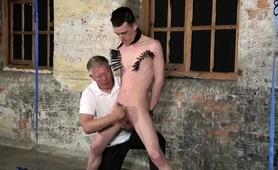 extreme-gay-porn-boy-on-with-his-mushy-ballsack-tugged