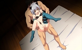 adorable-hentai-girl-has-a-thick-cock-filling-her-tight-slit
