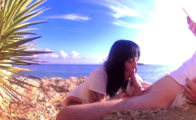 naughty-brunette-reveals-her-blowjob-talents-on-the-beach