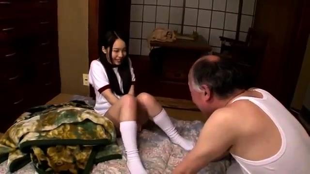 Teen Threesome Older Man