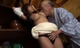 stacked-asian-wife-has-an-older-man-taking-care-of-her-needs