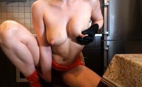 perky-breasted-brunette-makes-herself-cum-hard-on-webcam